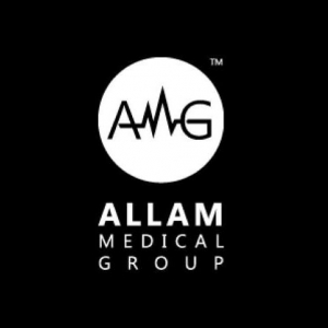 Allam Medical Group Logo