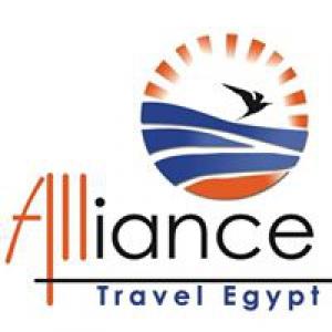 Alliance Travel Egypt Logo