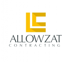 Allowzat Trading & Contracting  Logo