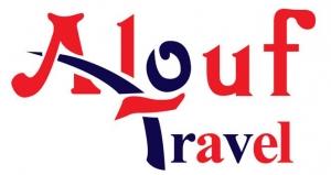 Alouf Travel Logo