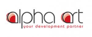 Alpha Art Gifts  Logo