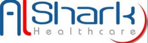Alshark healthacre  Logo