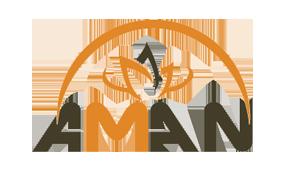 Aman Company Logo