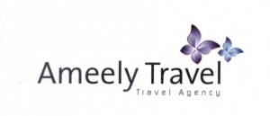 Ameely Travel Logo