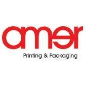 Amer printing Logo