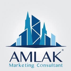 Amlak Marketing Consultant Logo