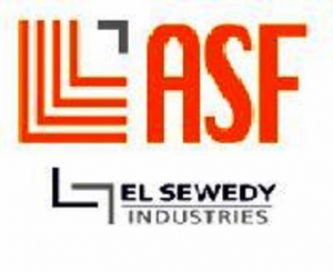 Arab Steel Fabrication Co. - El Sewedy Logo