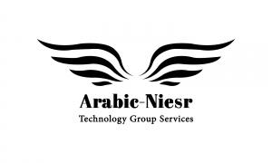 Arabic Niesr  Logo