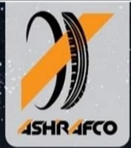 Ashrafco wheels Logo