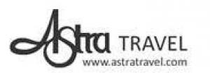 Astra Travel  Logo