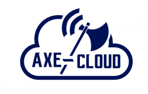 Axe-Cloud Logo