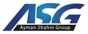 Ayman Shahin Group  Logo