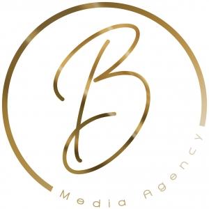 B Media Agency Logo