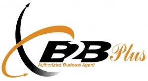 B2B Plus- Orange Authorized Agent Logo