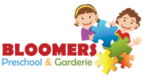 BLOOMERS Preschool & Garderie Logo