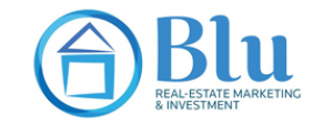 BLU Real Estate Logo