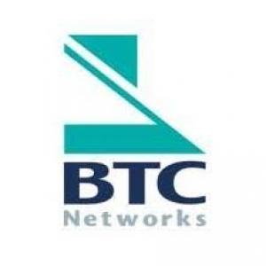 BTC Networks Egypt Logo