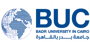 Badr University in Cairo (BUC) Logo