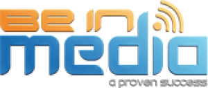 Be in media  Logo