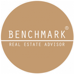 Benchmark Real Estate Advisor Logo