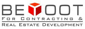 Beyoot for Contracting & Real Estate Development Logo
