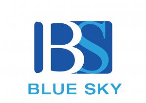 Blue Sky Events Logo