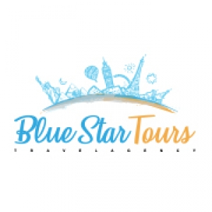 Blue Star tours Logo