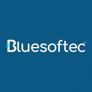 Bluesoftec Logo