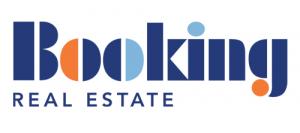 Booking Real Estate Logo