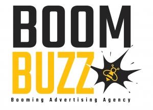 Boombuzz Advertising Agency Logo