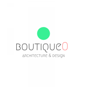 BoutiqueO Architecture & design  Logo