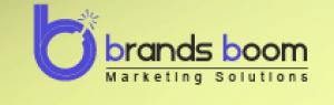 Brands Boom Logo