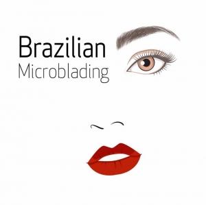 Brazilian Microblading Logo