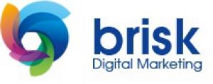 Brisk Digital Marketing Logo