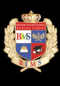 British International Modern School   Logo