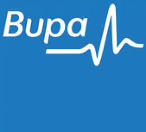 Bupa Global Logo