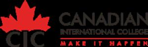 CIC- Canadian International College  Logo