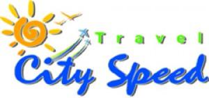 CITY SPEED TRAVEL Logo