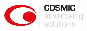 COSMIC advertising solutions Logo