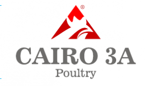 Cairo Three A  Poultry Logo