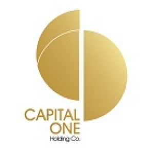 Capital One holding for investment Logo