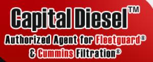 Capital Diesel Co. Logo