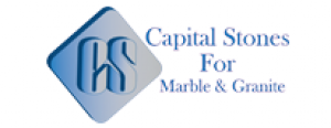 Capital Stones For Marble And Granite Logo