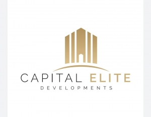 Capital elite for real estate development Logo
