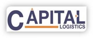 Capital logistics Logo