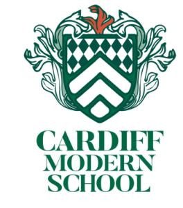 Cardiff Modern School Logo