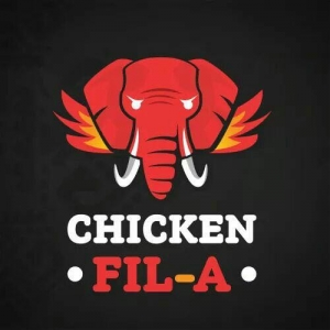 Chicken Fila Logo