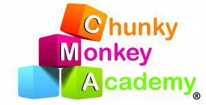 Chunky Monkey Academy Logo