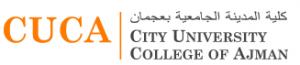 City University College of Ajman Logo