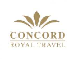 Concord Royal Travel Logo